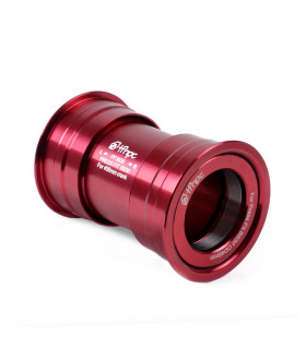 TFHPC PF30 30 MM AXLE BOTTOM BRACKET (RED)