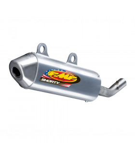 FMF SHORTY SILENCER KAWASAKI KX 250 (1999-2002)