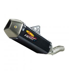 FMF APEX SLIP-ON MUFFLERS YAMAHA YZF R6 (2007-2010)