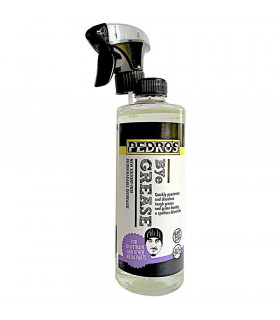 PEDRO'S BYE GREASE DEGREASER (500 ML)