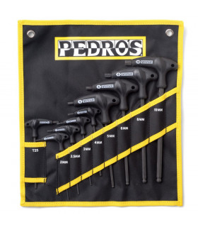 PEDRO'S 9 PIECES L HEX SET (from 2 to 10)