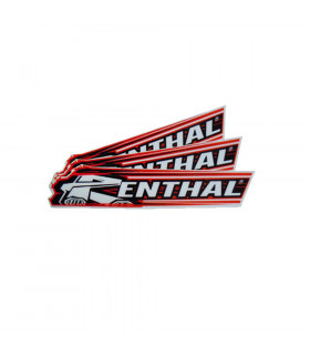 RENTHAL CYCLE 200 MM STICKER