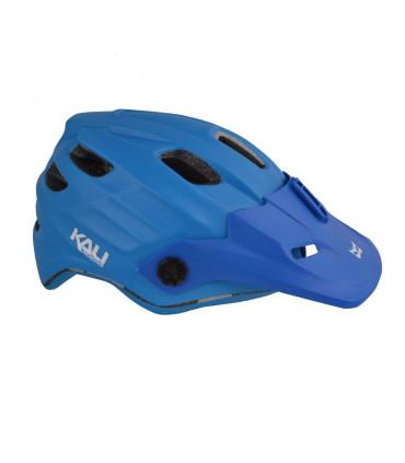 CASCO KALI MAYA (SOLID-MATTE BLUE)