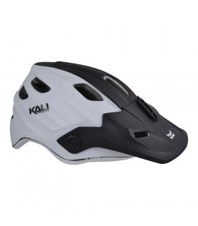KALI MAYA HELMET (DUO-WHITE/BLACK)