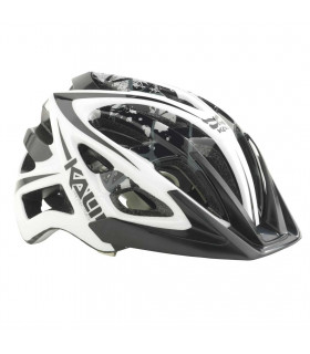 KALI AVITA PC HELMET (RUSH-BLACK/WHITE)
