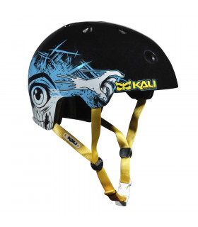 KALI MAHA HELMET (MONSTER-BLACK)