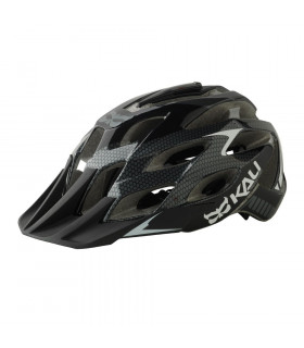 CASCO XC KALI AMARA (COBRA BLACK)