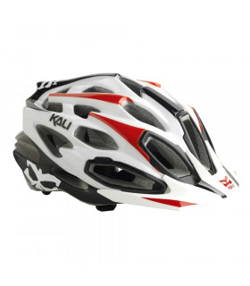 KALI MARAKA XC HELMET  (CORE-BLACK/RED)