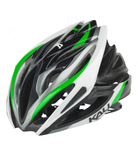 KALI PHENOM HELMET (ORBIT-BLACK/GREEN)