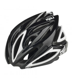 KALI PHENOM HELMET (ORBIT-VANILLA/BLACK)