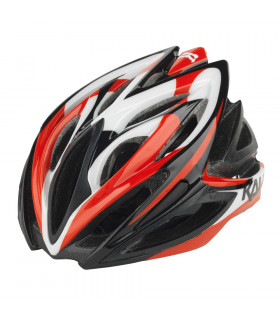 KALI PHENOM HELMET (ORBIT-RED/BLACK)