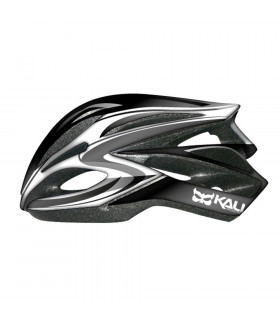 CASCO KALI LOKA (CRYSTAL-BLACK/WHITE)