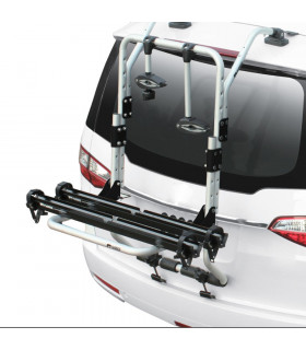 BNB RACK ALUMINIUM PLATFORM WITH SPOILER (FOR 2 BIKES)