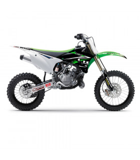 D'COR VISUALS GRAPHICS KIT KAWASAKI KX 85 (2014)