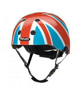 "MELON ""UNION JACK SUMMER SKY"" HELMET"