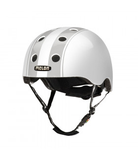 MELON DECENT DOUBLE GREY HELMET (MATTE)
