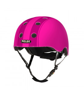 MELON DECENT DOUBLE PURPLE HELMET (MATTE)