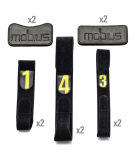 MOBIUS X8 KNEE BRACE STRAP REPLACEMENT KIT
