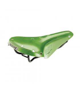 BROOKS B17 STANDARD SADDLE (APPLE GREEN)