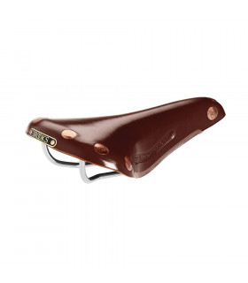 BROOKS TEAM PRO S CHROME (BROWN)