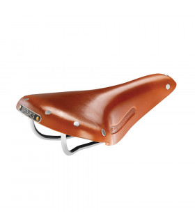 BROOKS TEAM PRO CLASSIC  SADDLE (HONEY)