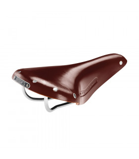 BROOKS TEAM PRO CLASSIC SADDLE (BROWN)