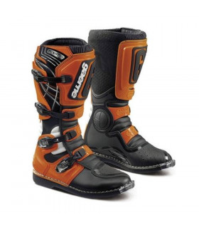 GAERNE GX-1 BOOTS (ORANGE)