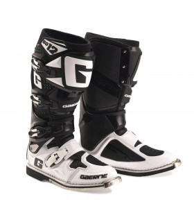 GAERNE SG-12 LIMITED EDITION BOOTS (WHITE/BLACK)