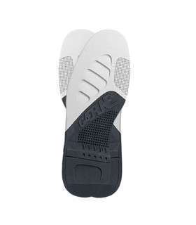GAERNE SUPERCROSS BOOTS SOLES (BLACK/WHITE)