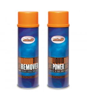 PACK TWIN AIR LIQUID POWER -  DIRT REMOVER EN SPRAY (0,5 L)