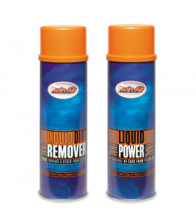 TWIN AIR LIQUID POWER-DIRT REMOVER SPRAY PACK (0,5 L)