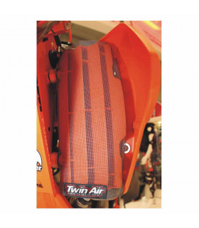 TWIN AIR RADIATOR SLEEVES SUZUKI RM-Z 250, RM-Z 450 (2008-2010)