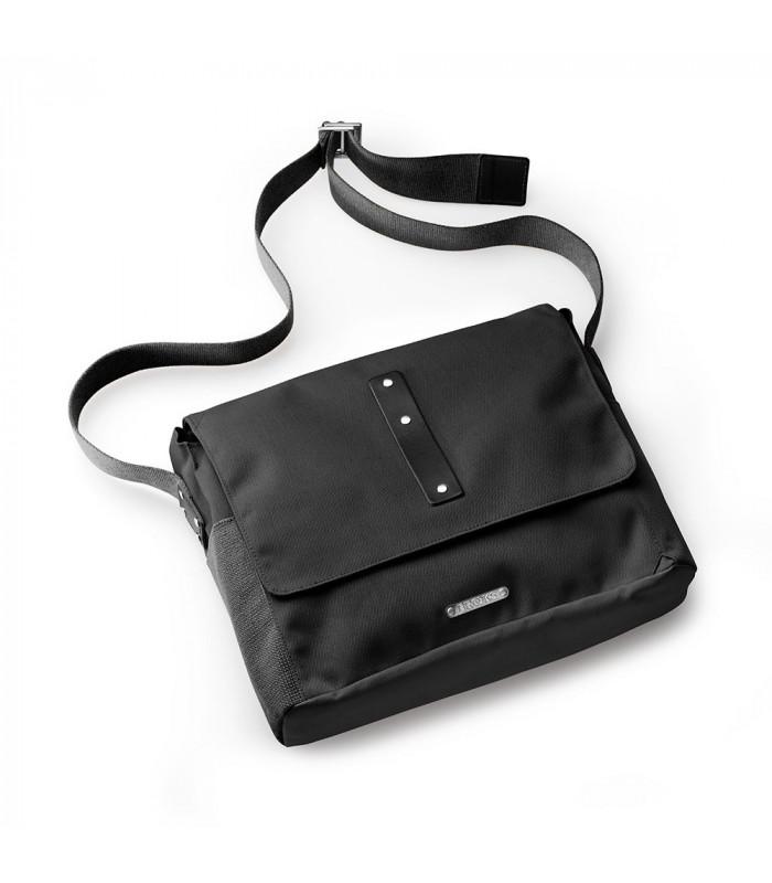 c9cfac00ae0 BROOKS EUSTON MEDIUM SHOULDER BAG (BLACK) - TopFun