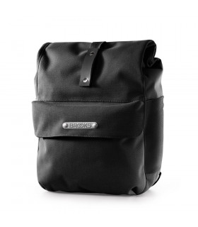 BROOKS NORFOLK FRONT PANNIER (BLACK)