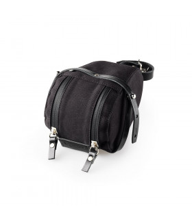 BROOKS ISLE OF WIGHT SMALL  SADDLE BAG (BLACK)