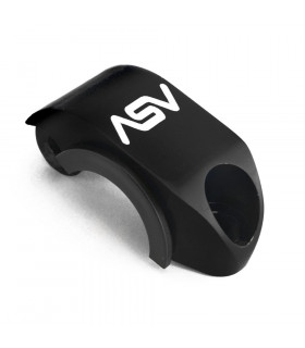 ASV BRAKE ROTOR CLAMP  (BLACK)
