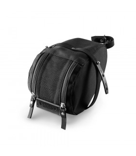 BROOKS ISLE OF WIGHT MEDIUM SADDLE BAG (BLACK)