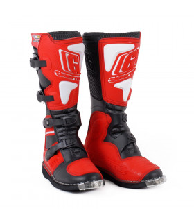 GAERNE RX-2 BOOTS (RED/SIZE: 37)