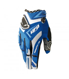 GUANTES UFO IGNITION INFANTILES (AZULES)