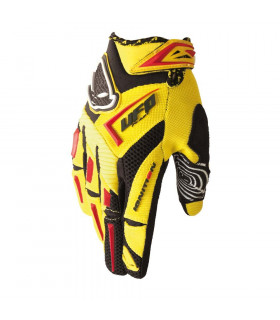 UFO IGNITON KIDS GLOVES (YELLOW)