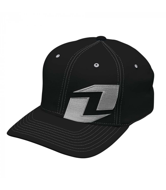 5adba35886dec ONE INDUSTRIES SHERMAN CAP (BLACK) - TopFun