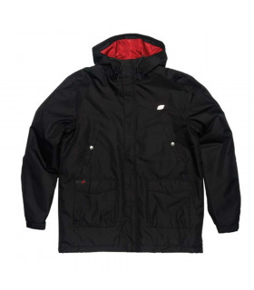 CHAQUETA ONE INDUSTRIES WINDBREAKER REMEDY (NEGRA)