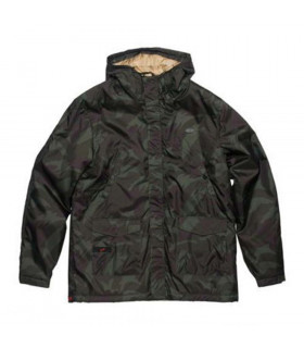 CHAQUETA ONE INDUSTRIES WINDBREAKER REMEDY (CAMO)