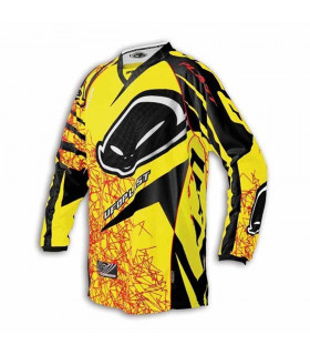 UFO MX-22 JERSEY (YELLOW)