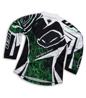 UFO MX-22 KIDS JERSEY (GREEN)