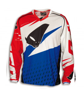 UFO MADE IN ITALY MISTY   BLUE/RED JERSEY