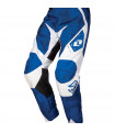 ONE INDUSTRIES CARBON BLOCKY  PANTS (BLUE-WHITE)