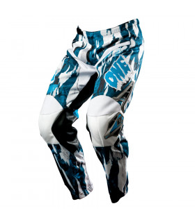 ONE INDUSTRIES CARBON TWISTED PANTS (BLUE)
