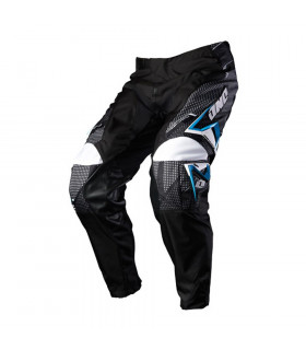 ONE INDUSTRIES CARBON TRACE PANTS (BLACK/BLUE)
