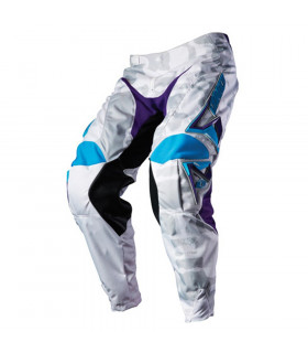 ONE INDUSTRIES CARBON NAPALM PANTS (WHITE)